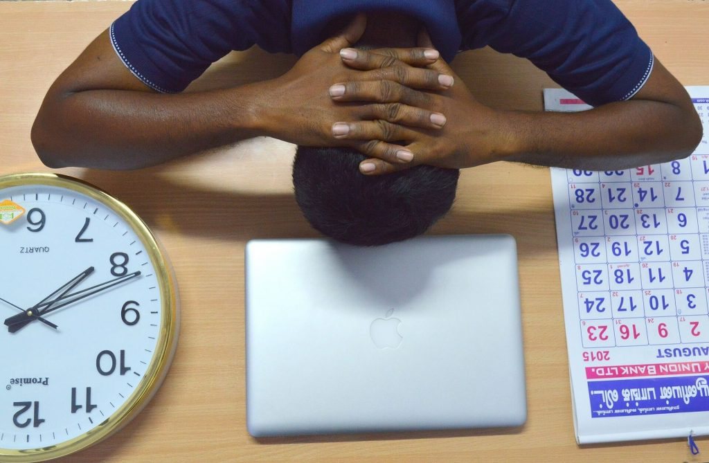comment gérer son stress sur son lieu de travail