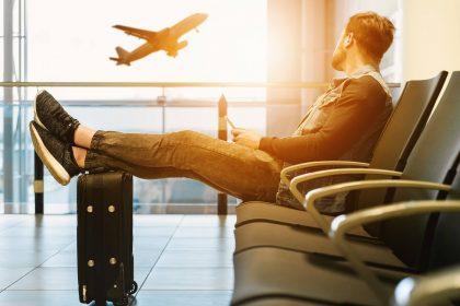 Prendre l'avion sans stress