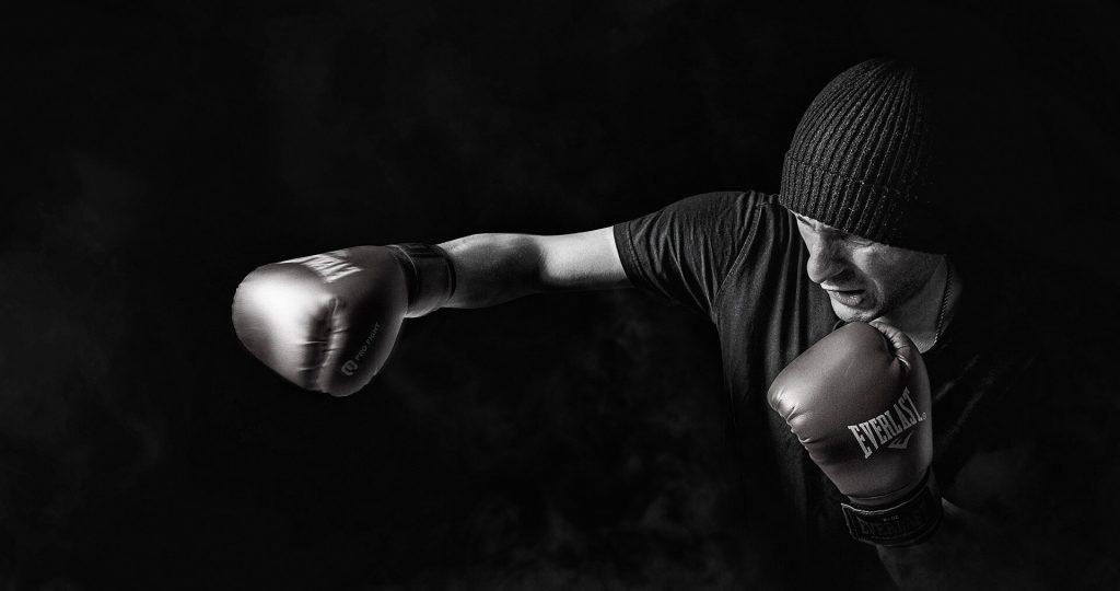Pour gérer son stress faire de la boxe