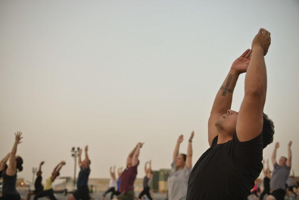Yoga et méditation contre la colère et le stress