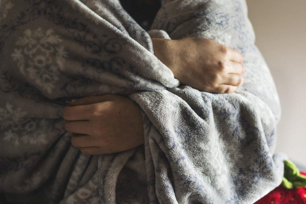 Une couverture pour avoir chaud