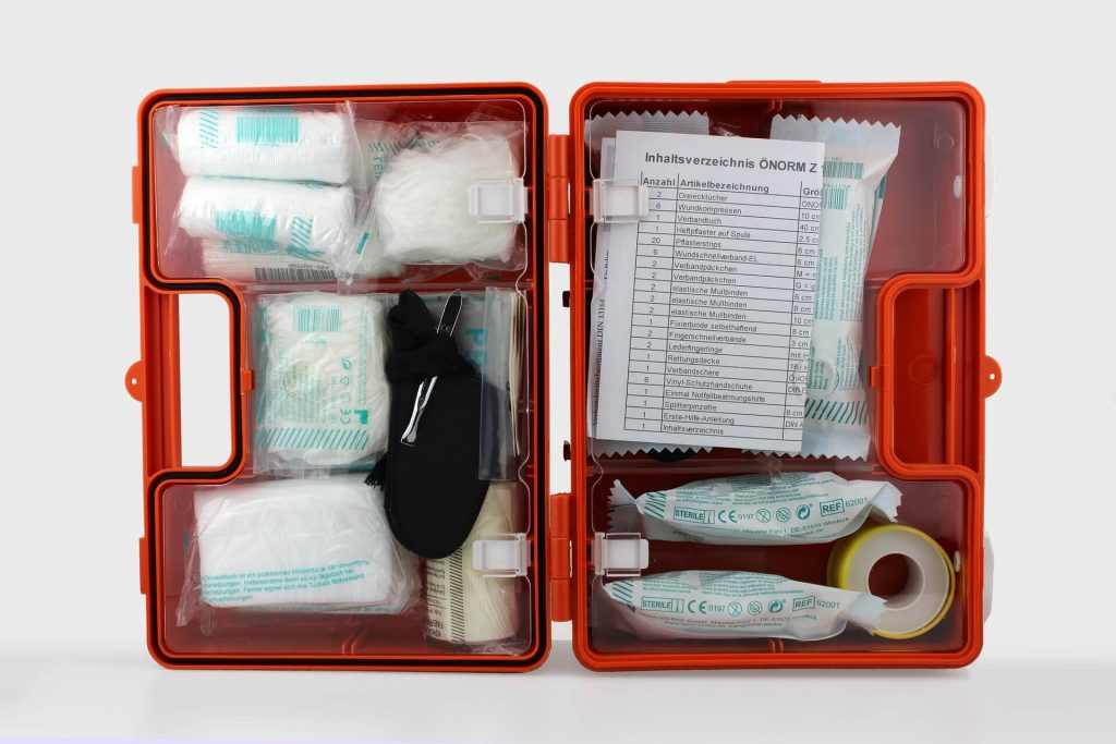 Médicaments à prendre lors d'un voyage