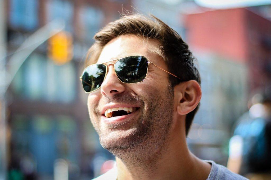 Un grand sourire pour contrer le stress !