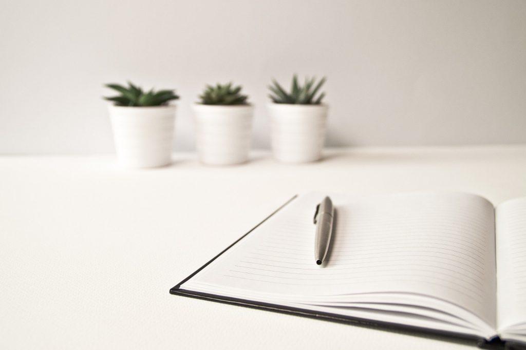L'écriture pour vaincre le stress