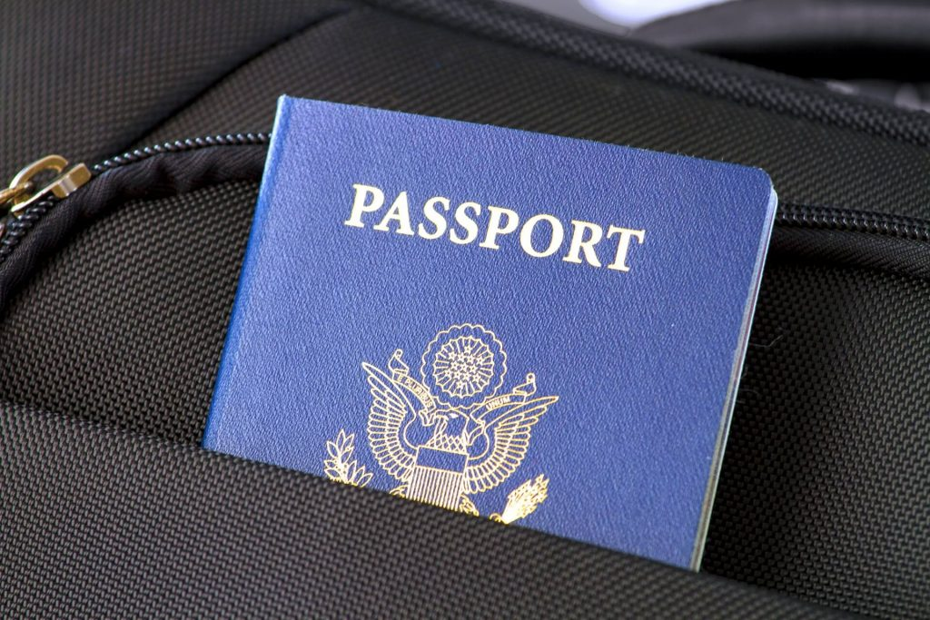 Ne pas oublier le passeport avant son voyage