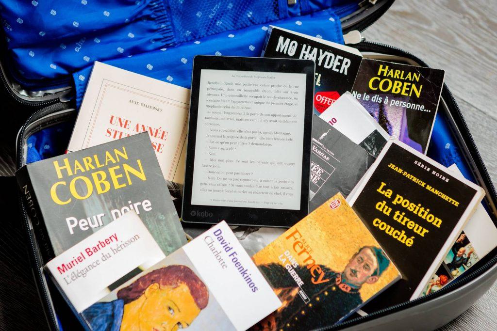 Lire pour se détendre du stress