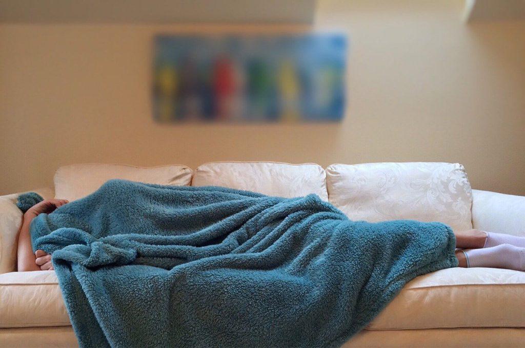 Assurez-vous de dormir suffisamment  pour réduire le stress