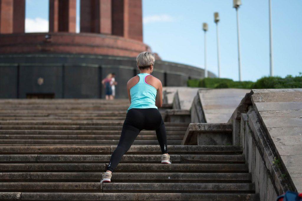 Rendez l'exercice amusant pour réduire le stress