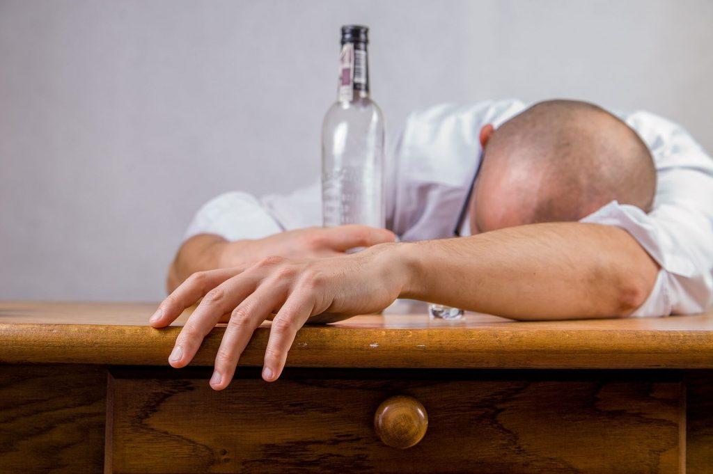 Alcool et le stress