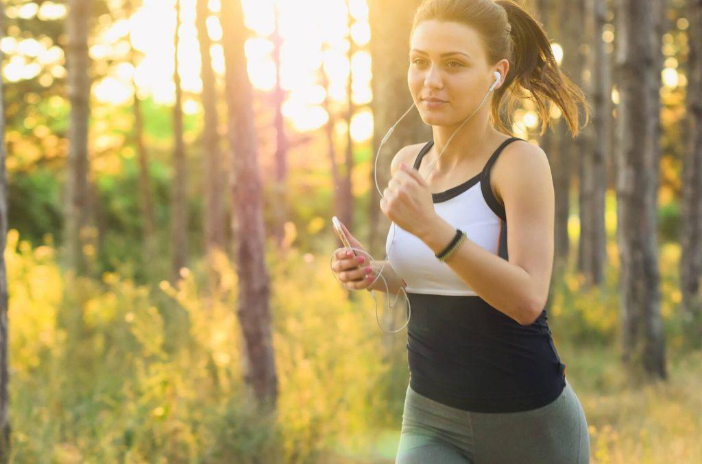 Exercice physique contre le stress