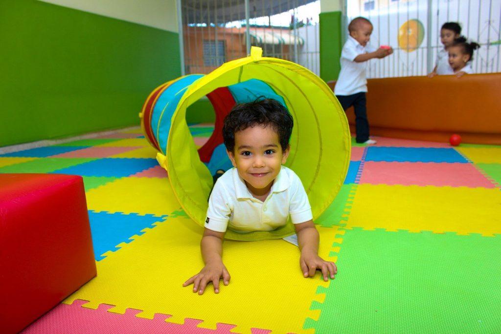 Soulager le stress d'un petit enfant avec les limites
