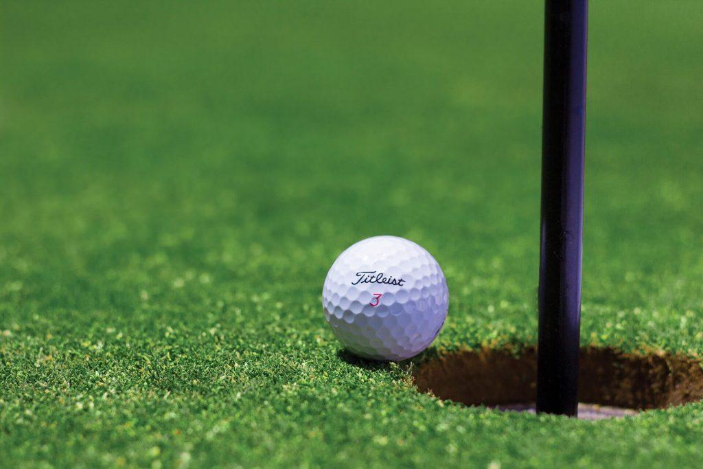 Trouvez un passe temps : le golf