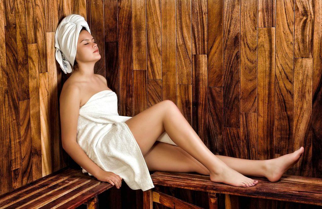 Spa massage bien-être