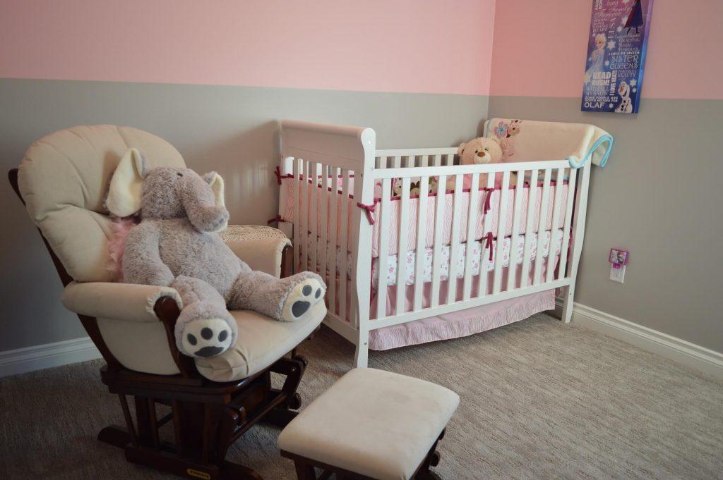 La disposition de la chambre de bébé avec le feng shui