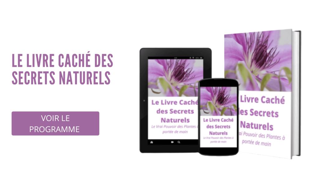 Le Livre Caché des Secrets Naturels