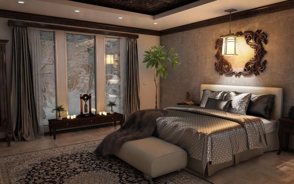 Conseils utiles de Feng-Shui pour la chambre à coucher